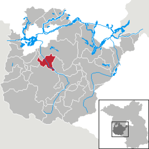 Golzow, Potsdam-Mittelmark - Image: Golzow in PM