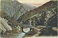 Gorges de la Chiffa in Algeria postcard.jpg