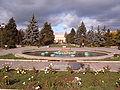 Gori park i fontana ispred staljinovog muzeja.jpg