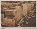 Gortyne Code gravé sur un mur de soutènement - Baud-bovy Daniel Boissonnas Frédéric - 1919.jpg