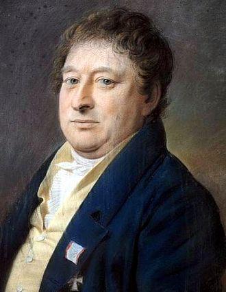 Gottfried Becker (born 1767) - Portrait of Gottlieb Becker
