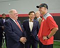 Governor Visits University of Maryland Football Team (36114476963).jpg