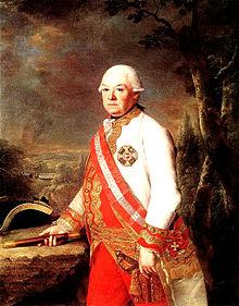 Hadik András (Georg Weikert festménye, 1783)