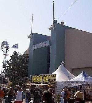 Sonoma County Fairgrounds - Grace Pavilion at the Sonoma County Fairgrounds