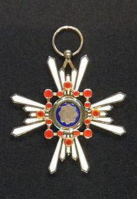 Grand Cordon of the Order of the Sacred Treasure 001.jpg