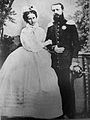 Grand Duke Friedrich I of Baden and Princess Luise of Prussia.jpg