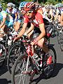 Grand Prix Cycliste de Montréal 2011, Ben King and Christian Vande Velde (6141882743).jpg