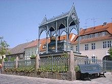Das Denkmal in Gransee[22] (Quelle: Wikimedia)