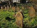 Graveyard, Ashburton (3) - geograph.org.uk - 1081929.jpg