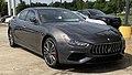 Gray Maserati Ghibli front.jpg