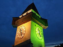 Graz Clocktower at night.jpg