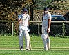 Great Canfield CC v Hatfield Heath CC at Great Canfield, Essex, England 6.jpg