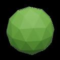 Green Blender Ico Sphere.png