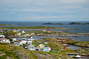Greenspond - Image: Greenspond Newfoundland Canada