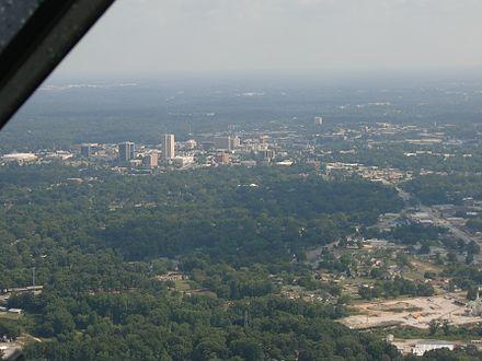 Greenville aerial skyline.JPG