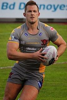 Greg Eden English professional rugby league footballer