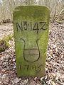 Grenzstein Schützenwiesenwald Nr 142.JPG