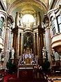 Groß-Siegharts Pfarrkirche - Hochaltar 1.jpg