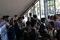 Group in a hallway, Open Hardware Summit 2013.jpg