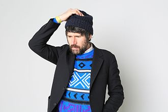 Super Furry Animals - Frontman Gruff Rhys in 2015.