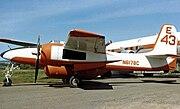 Grumman F7F-3N Tigercat Sis-Q Santa Rosa CA 29.03.88 edited-2