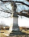 GuentherZ 2011-02-26 0051 Zogelsdorf Steinbruch Statue Johannes Nepomuk.jpg