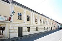GuentherZ 2011-07-09 0231 Pulkau Rathausgasse Poeltingerhof.jpg