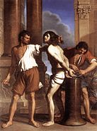 Guercino Flagellazione