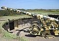 Guernsey 2011 106, WW2 gun, Batterie Dollmann.jpg
