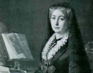 Lady Charlotte Guest - Portrait of Lady Charlotte Guest