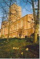 Guildford Cathedral, the South Front. - geograph.org.uk - 136670.jpg