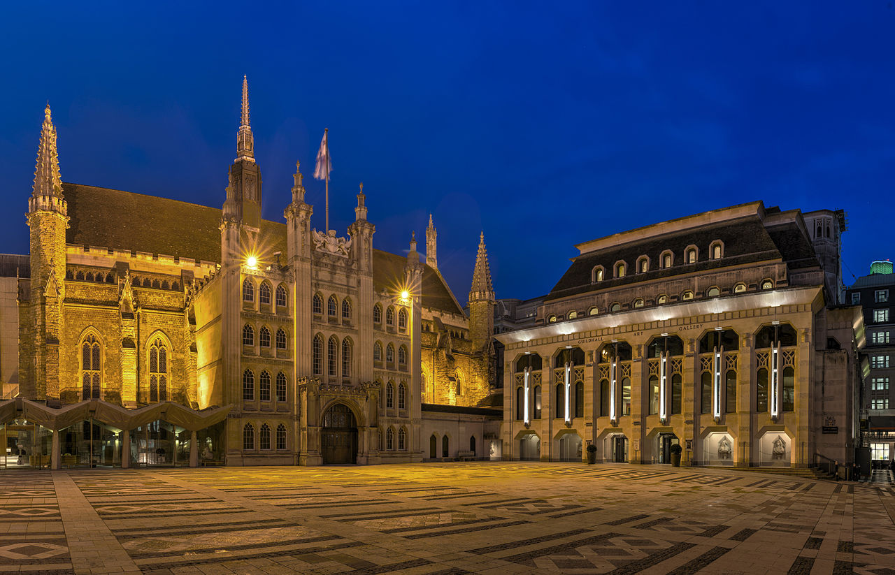 File Guildhall Exterior City Of London Diliff Jpg