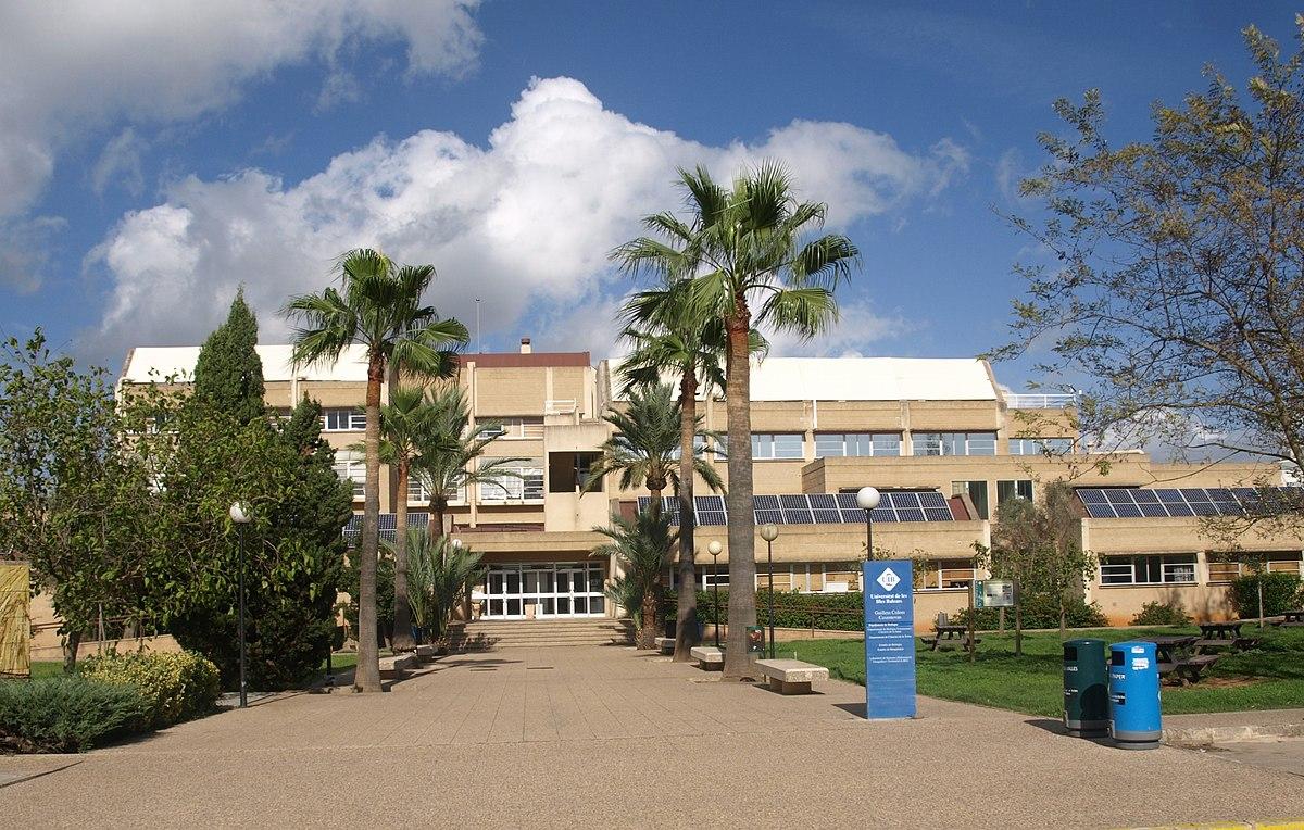 University of the Balearic Islands - Wikidata