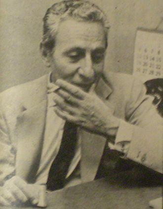 Rico Tipo - Guillermo J. Divito, founder, editor and contributor to the magazine