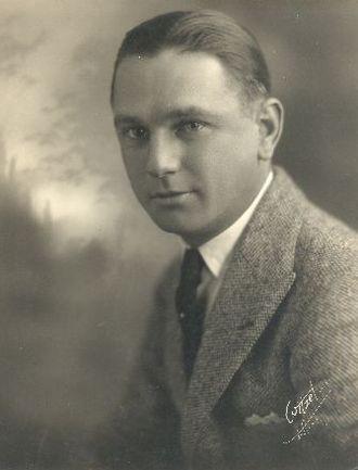 Gussie Mueller - Gussie Mueller, c. 1922