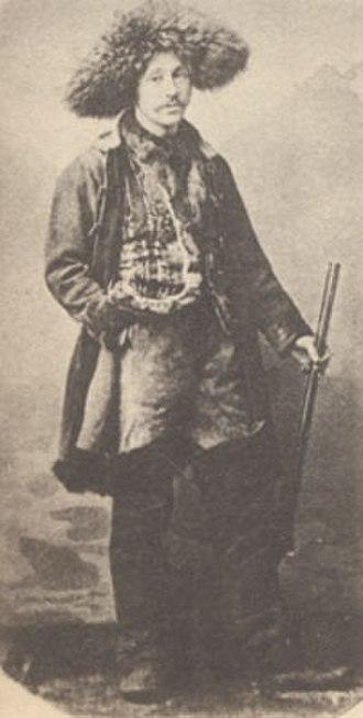 Gustav Radde - Gustav Radde