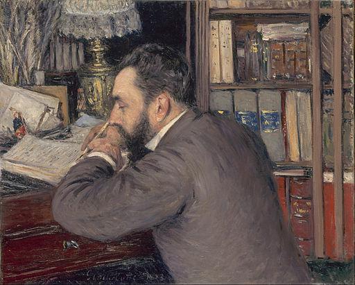 Gustave Caillebotte - Henri Cordier - Google Art Project