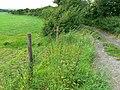 Gypsy Lane, near Draycot Foliat - geograph.org.uk - 859456.jpg