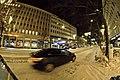 Hämeenkatua jouluna 24. jolukuuta 2012 ( fish-eye 8mm ) - panoramio.jpg