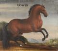 Hästporträtt från cirka 1650 - Skoklosters slott - 95252.tif