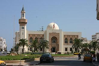 1905 in architecture - Image: Hôtel de ville Sfax