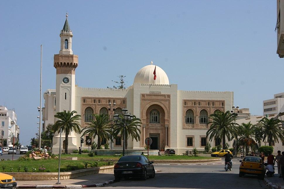 Hôtel de ville Sfax