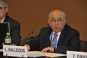Luis Gallegos - Image: H.E. Mr. Luis Gallegos, Permanent Representative of Ecuador (8008833149)