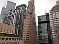 HK 中環 Central 雪廠街 6 Ice House Street 歷山大廈 Alexandra House view Prince's Building HSBC HQ SCBank October 2020 SS2 03.jpg