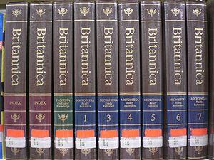 Micropædia - Micropædia volumes