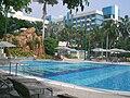 HK Disney's Hollywood Hotel Swimming Pool 01.JPG