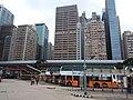 HK SW 上環 Sheung Wan Chung Kong Road 中環港澳碼頭巴士總站 Central (Macau Ferry) Bus Terminus January 2020 SSG 13.jpg