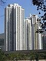 HK Shatin Siu Lek Yuen Road view Shek Mun Estate facades Sept-2012.JPG