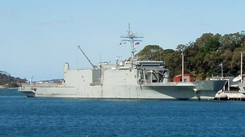 HMAS Manoora