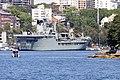 HMAS Tobruk (L 50) docked at Garden Island.jpg